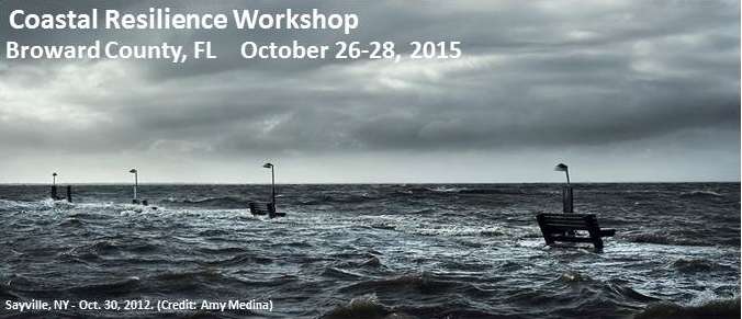 Coastal Resilience Workshop 2015