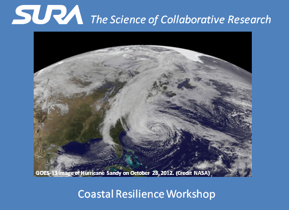 Coastal Resilience Workshop