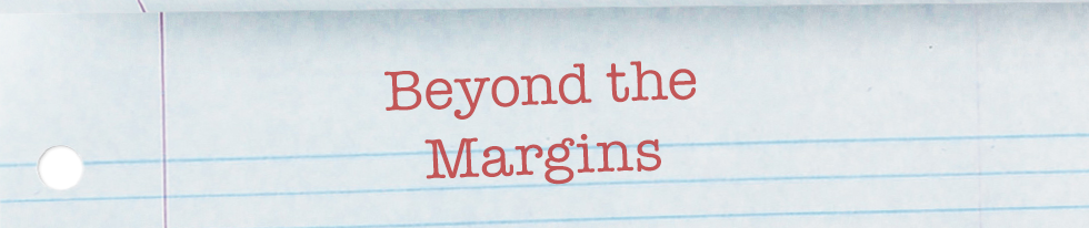 Beyond the Margins: A Journal of Graduate Literary Scholarship