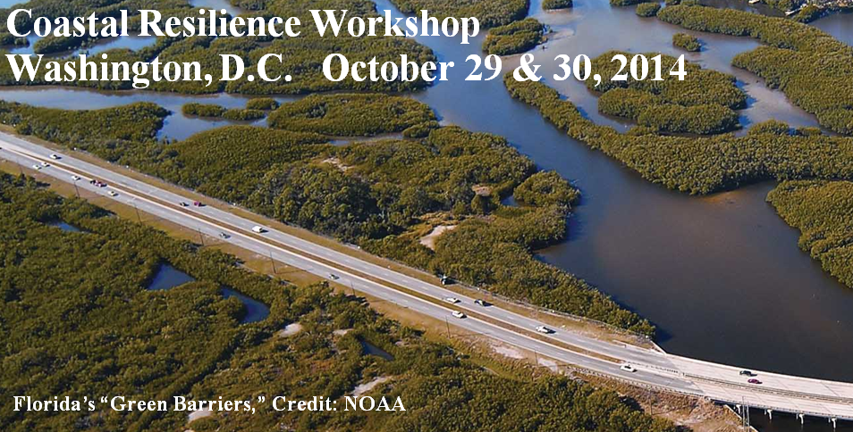 Coastal Resilience Workshop 2014