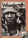 Wavelength (February 1981) by Connie Atkinson
