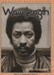 Wavelength (January 1982) by Connie Atkinson