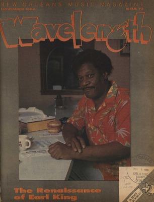 Wavelength (August 1986)