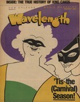 Wavelength (February 1987) by Connie Atkinson